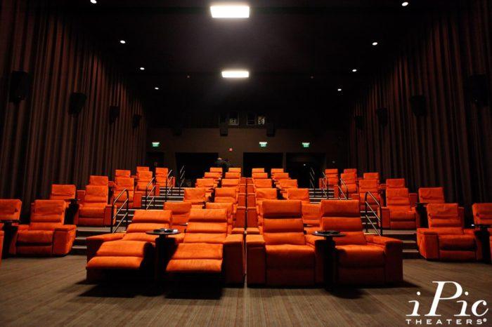 Small Movie Room Bar