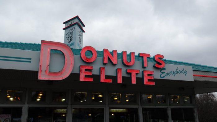 6. Donuts Delite, Rochester