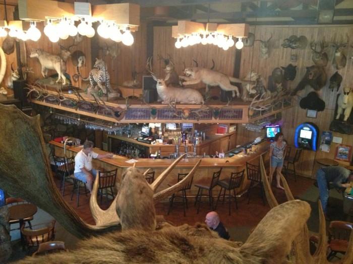5. Safari Club Lounge