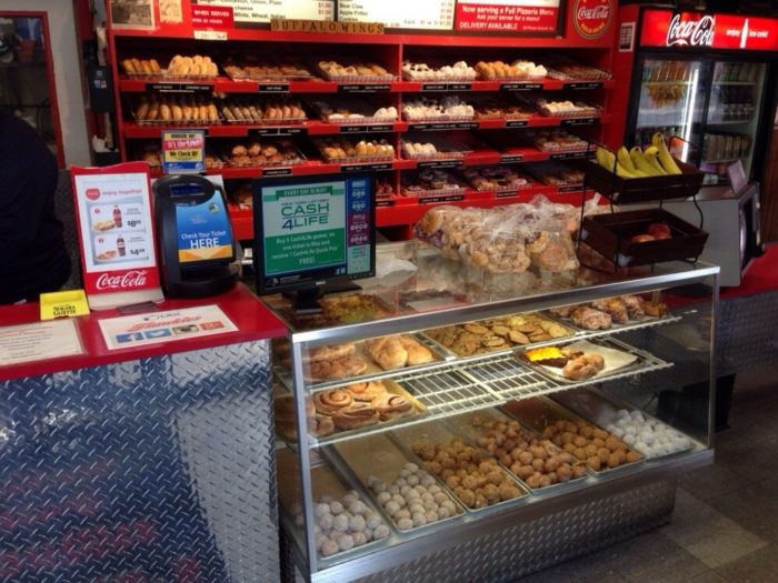 5. Frankie's Donuts, Niagara Falls