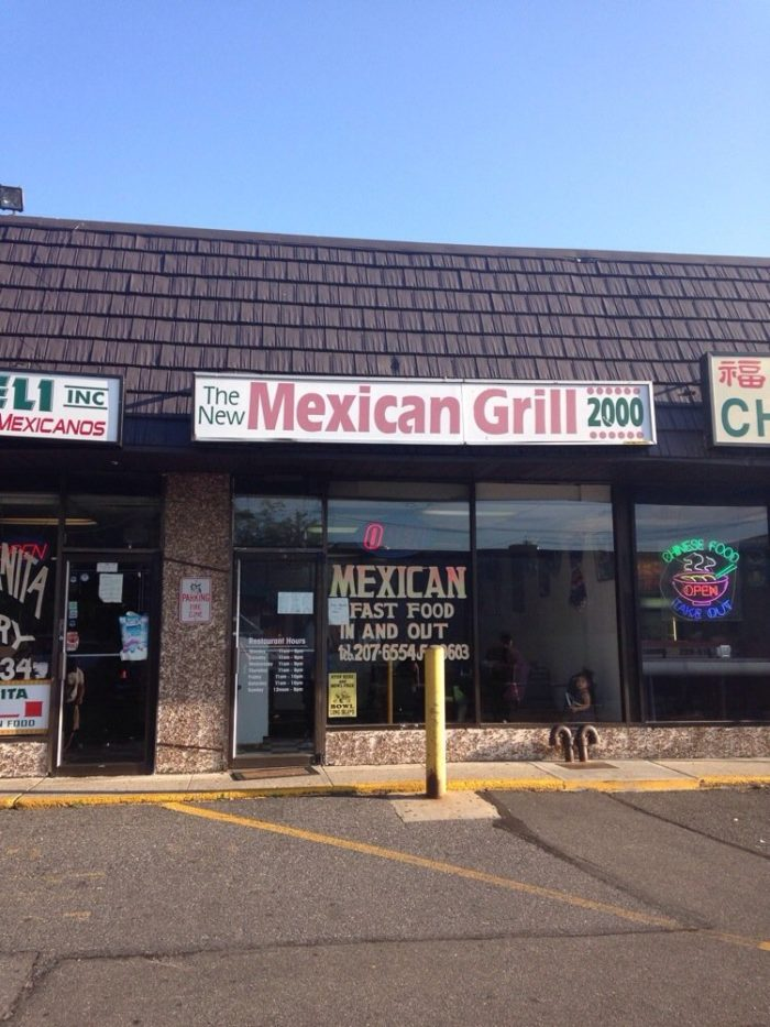 5. Mexican Grill 2000, Patchogue