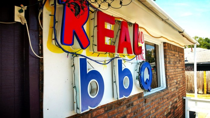 2. Real BBQ and More, 7828 Line Ave., Shreveport