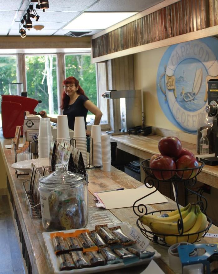 10. Cape Cod Coffee, Mashpee