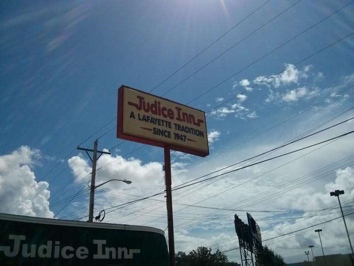 12. Judice Inn, 3134 Johnston St. Lafayette