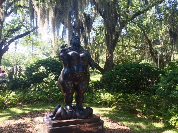 4) The Sydney and Walda Besthoff Sculpture Garden at NOMA, 1 Collins Diboll Circle