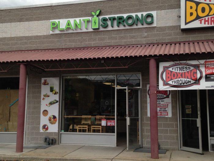 11. Plant Strong, Dix Hills