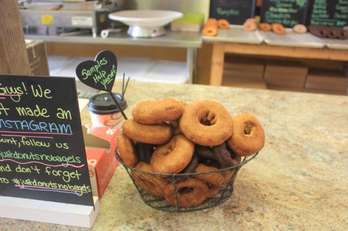 9. Just Donuts, Phoenix