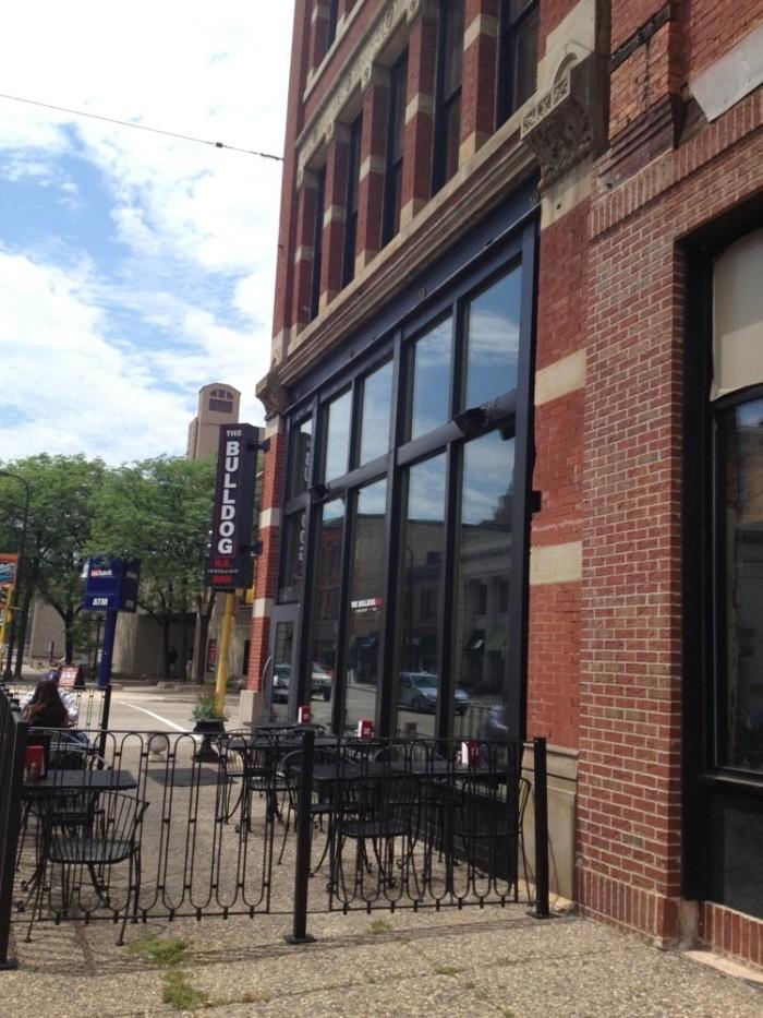 1. The Bulldog N.E., Minneapolis