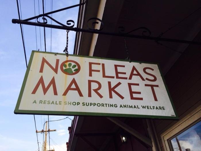 7) No Fleas Market, 4228 Magazine St.