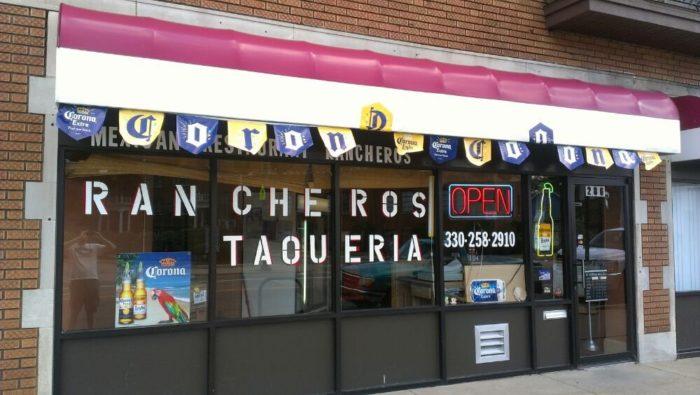 9. Ranchero's Taqueria (Akron)