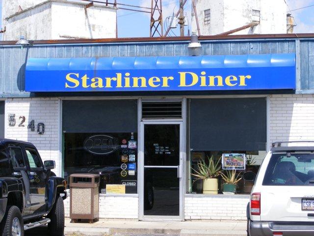 12. Starliner Diner (Hilliard)