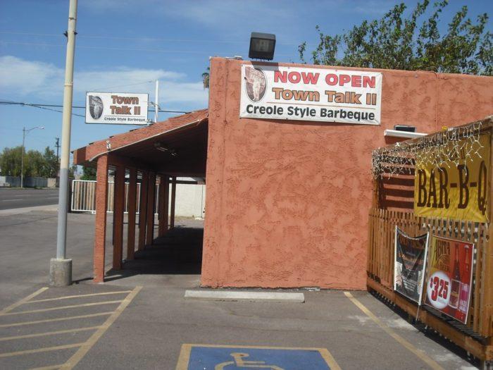 9. Town Talk II BBQ, Phoenix