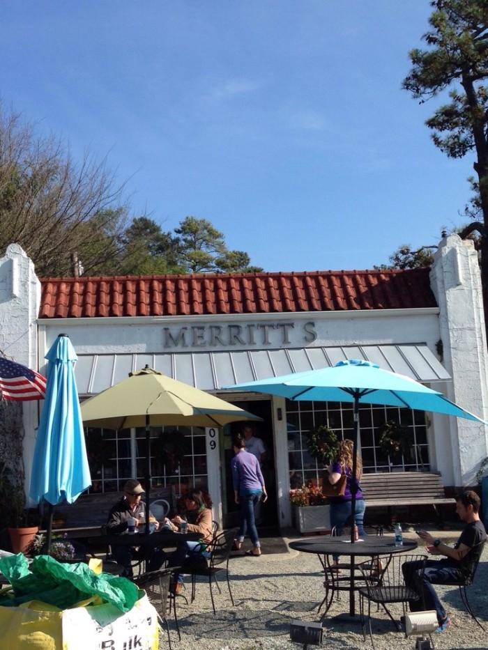 7. Merritt's Store & Grill, Chapel Hill