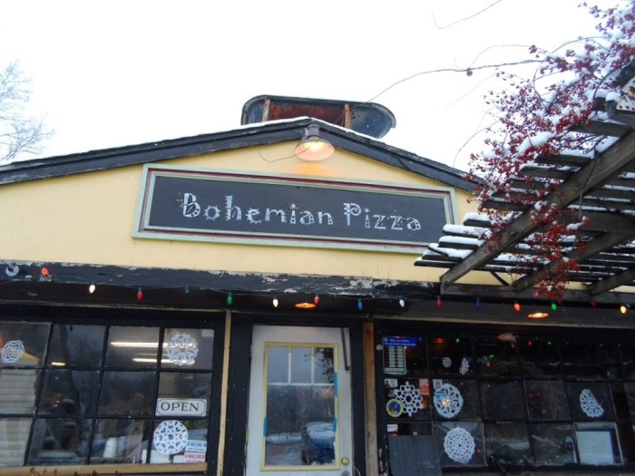 12. Bohemian Pizza (Litchfield)
