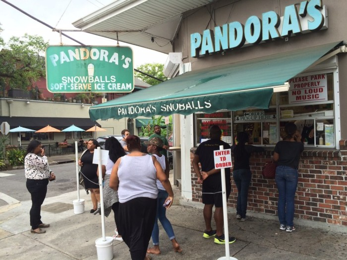 10) Pandora's, 901 N Carrollton Ave.