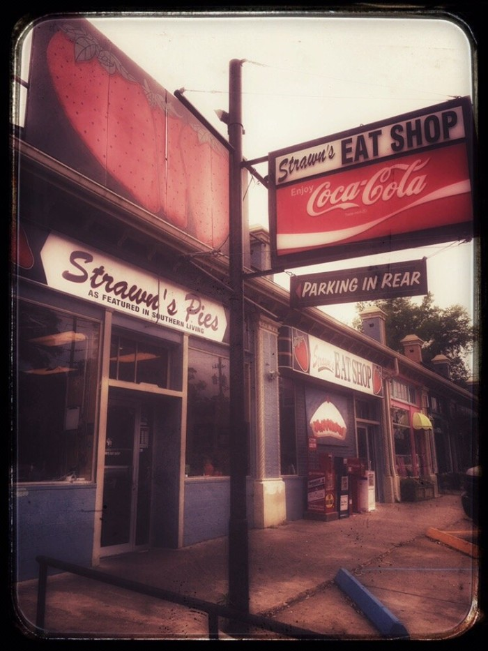 8. Strawn's Eat Shop, 125 E Kings Hwy., Shreveport