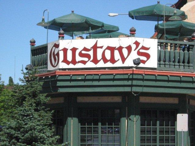 7. Gustav's, Leavenworth