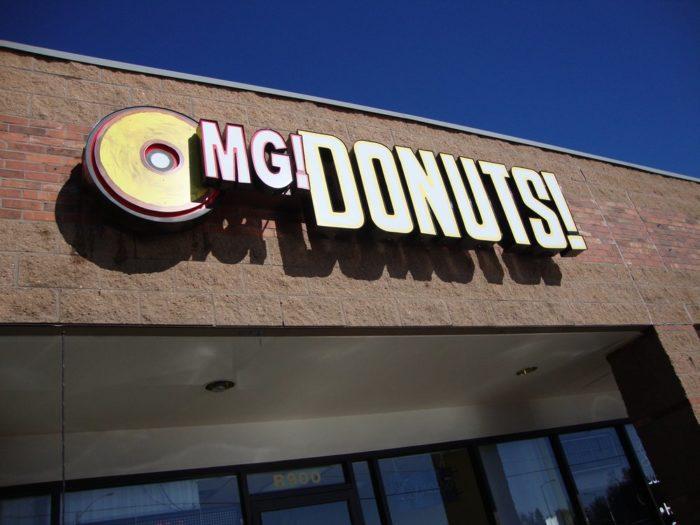 11. OMG Donuts