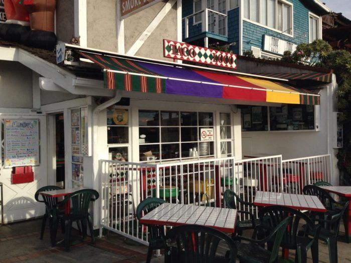 5. Taco Loco -- Laguna Beach