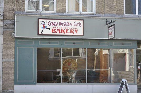 4.  Crazy Russian Girls Neighborhood Bakery - 443 Main St, Bennington