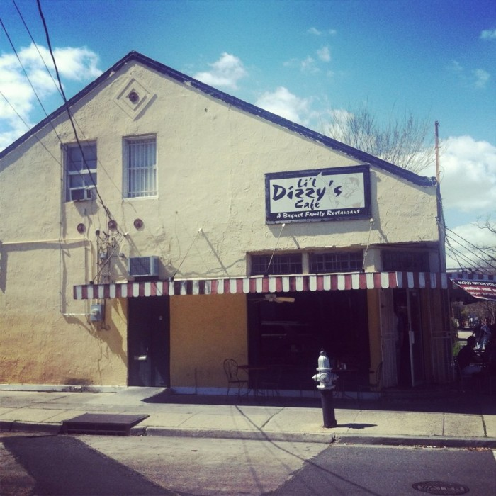 8) Lil Dizzy's Café, 1500 Esplanade Ave.