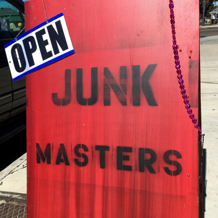 4) Junk Masters, 2563 Bayou Road