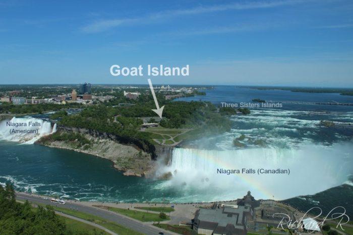 4. Goat Island