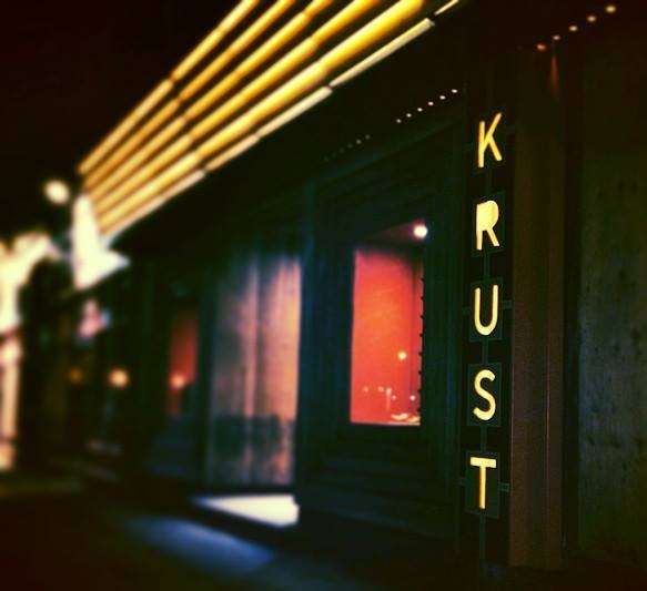 6. Krust Pizza Bar (Middletown)