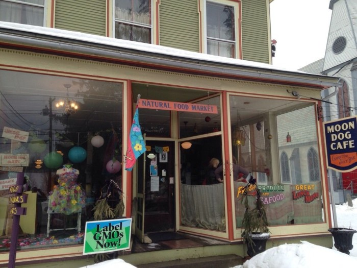 7.  Moon Dog Cafe - 295 Main St., Chester