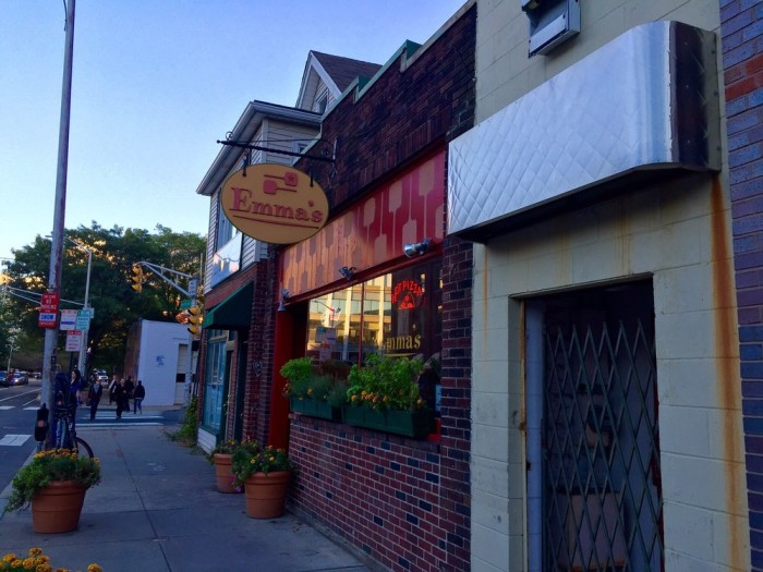 8. Emma's Pizza, Kendall Square
