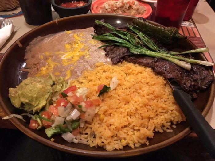 Mexican Food Dublin Ohio
