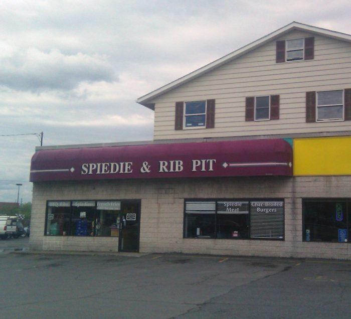 Spiedie & Rib Pit, Binghamton