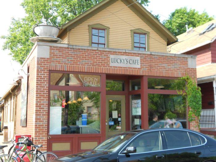 5. Lucky's Cafe (Cleveland)