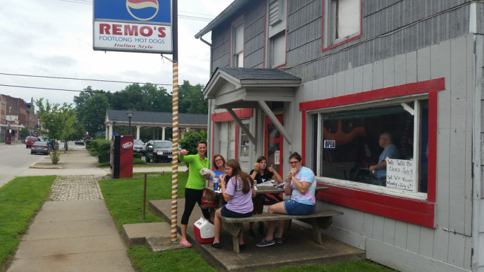 2. Remo's Hot Dogs (Gallipolis)