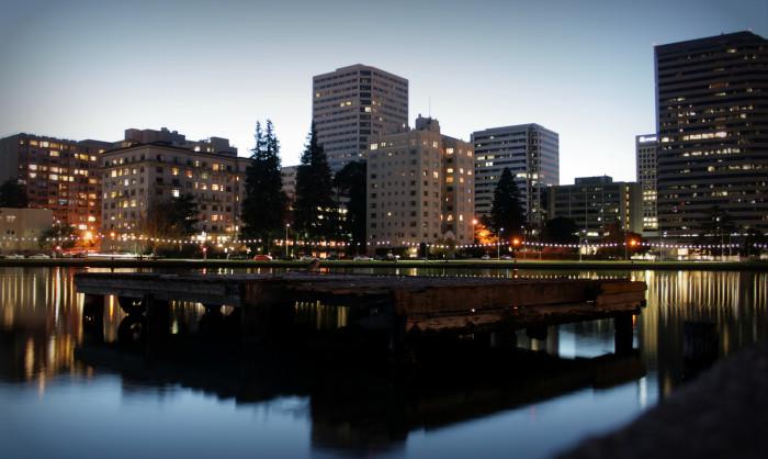 5. Oakland, 1852