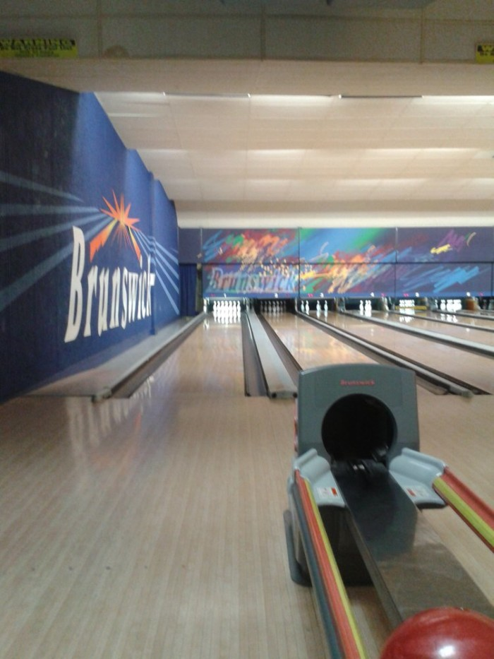 11. Get a strike at Brunswick Blue Hen Lanes in Newark