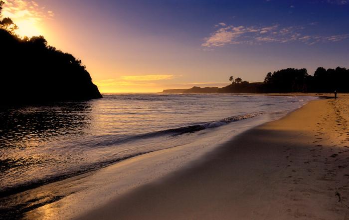 3. The Pacific Ocean