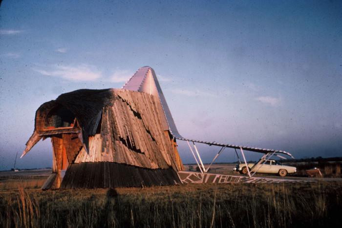 3. The Prairie Chicken House, Oklahoma