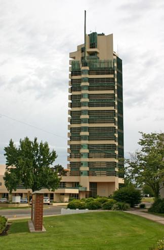 10. Price Tower, Bartlesville