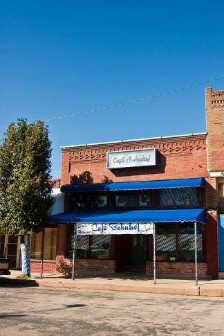 4. Cafe Bahnhof, Waynoka