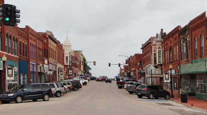 15. Guthrie Historic District