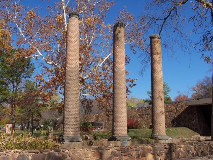 11. Cherokee Heritage Center, Park Hill