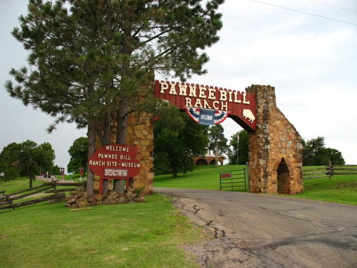13. Pawnee Bill Ranch, Pawnee