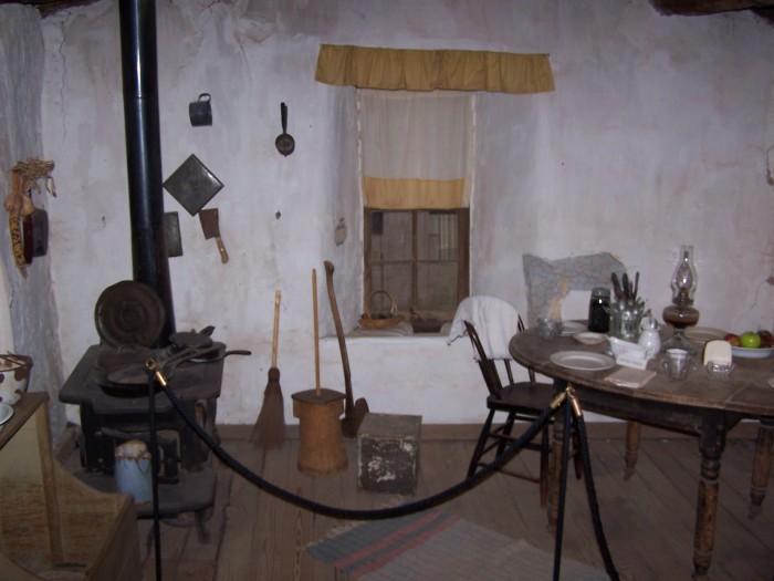 12. Sod House Museum, Aline
