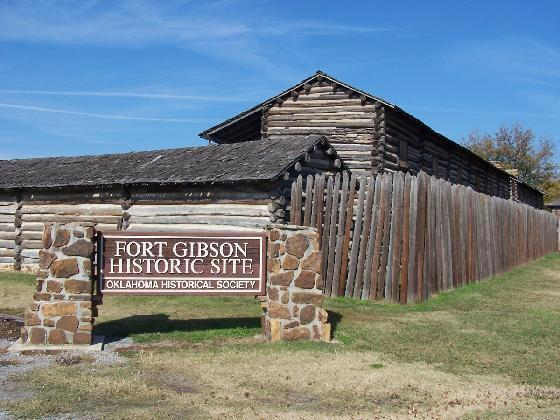 7. Fort Gibson