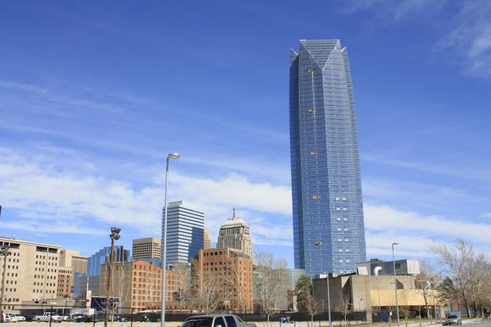10. Oklahoma City
