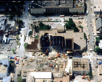 a critique of the handling of the oklahoma city bombing The homeland security department announced plans tuesday to regulate the sale of ammonium nitrate,  after the oklahoma city bombing,.