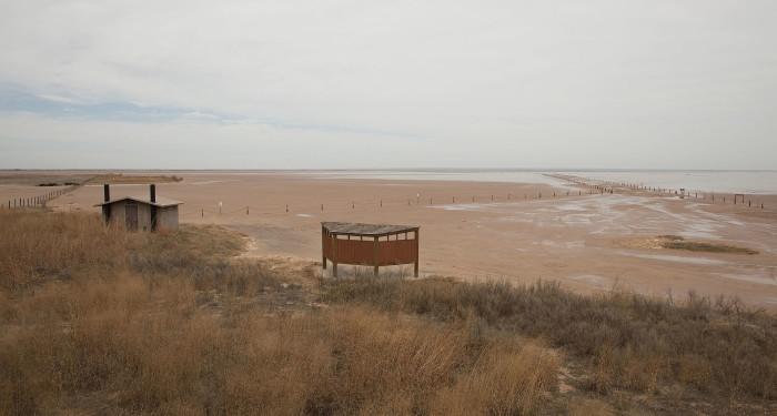 7. The Eagle Roost Nature Trail at Salt Plains National Wildlife Refuge, Jet