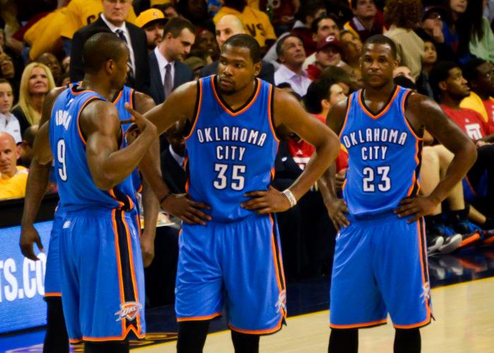 6. Oklahoma City Thunder
