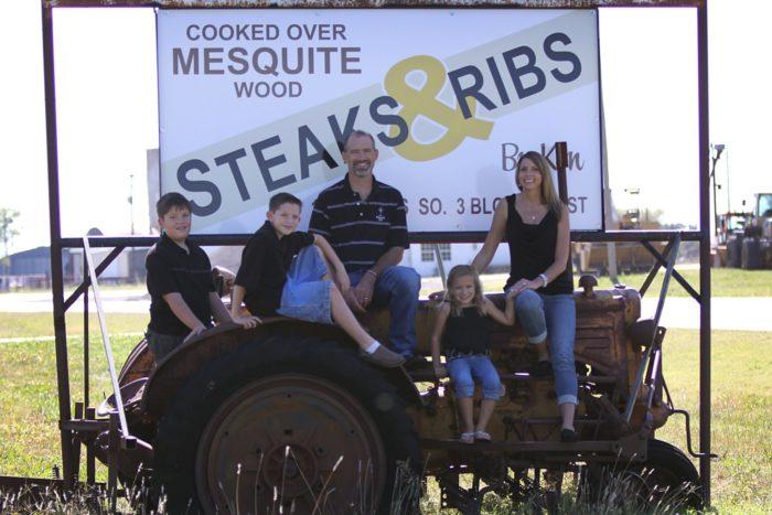 7. Ken's Steaks & Ribs, Amber